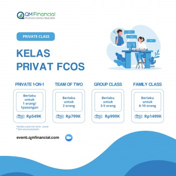 Kelas Private FCOS September 2020