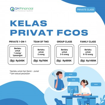 Kelas Private FCOS Oktober 2020