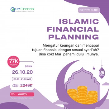 Elective Class: Islamic Financial Planning - 26 Oktober 2020